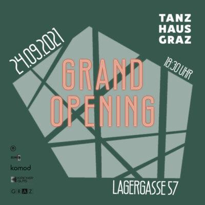 opening tanzhaus